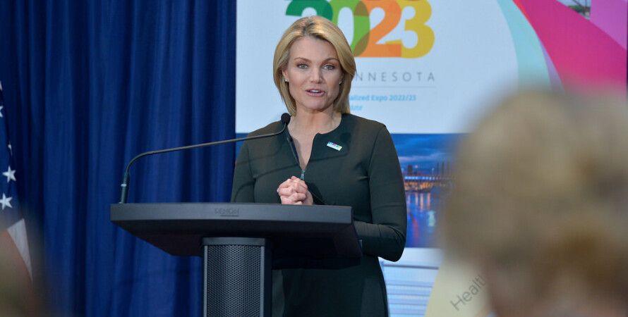 Хизер Нойерт / Фото: U.S. Department of State