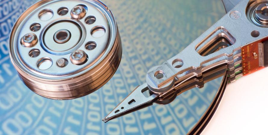жорсткий диск, жорсткий диск з графену, технології, зберігання даних