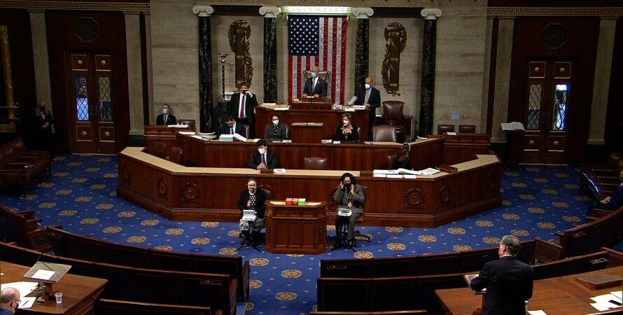 Конгресс, США, палата представителей, трамп, импичмент