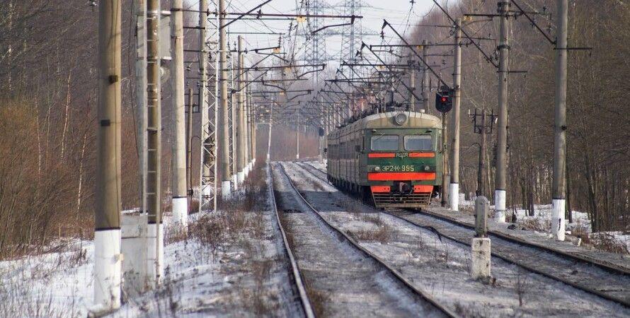 укрзализныця, поезда, непогода