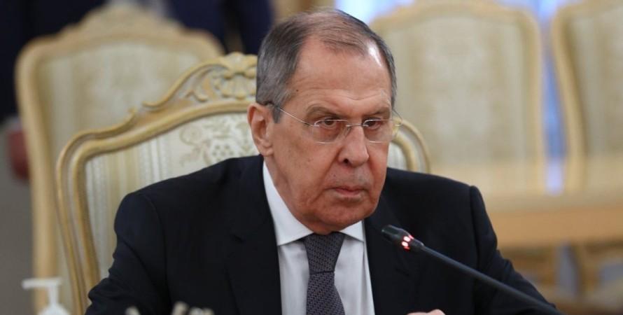 Сергей Лавров, МИД РФ, санкции, Евросоюз, разрыв отношений,