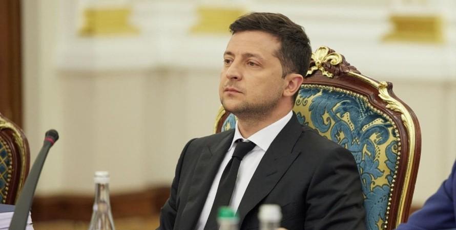 Владимир Зеленский, снбо, санкции