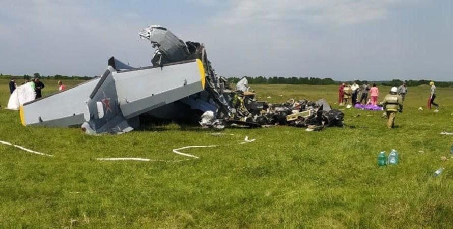 крушение, самолет, жертвы