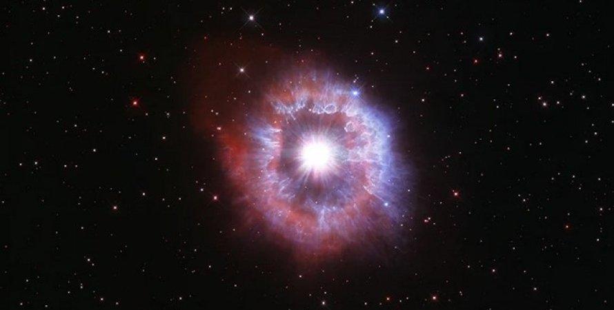гигантская сверхяркая звезда