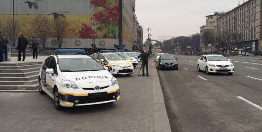 Патрульные авто / Фото: пресс-служба МВД