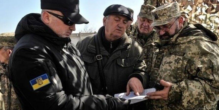 Фото: Пресс-служба СНБО