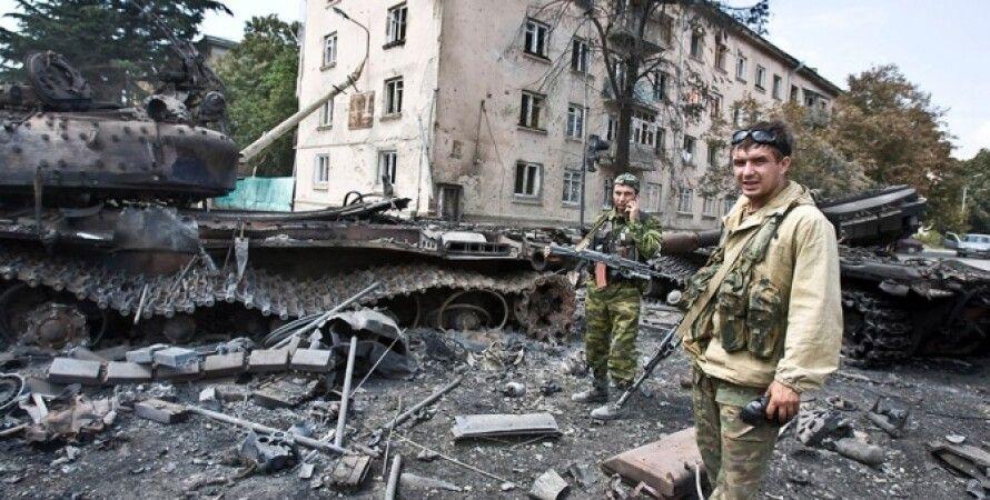 россия, осетия, грузия, иск, пытки, военные преступления