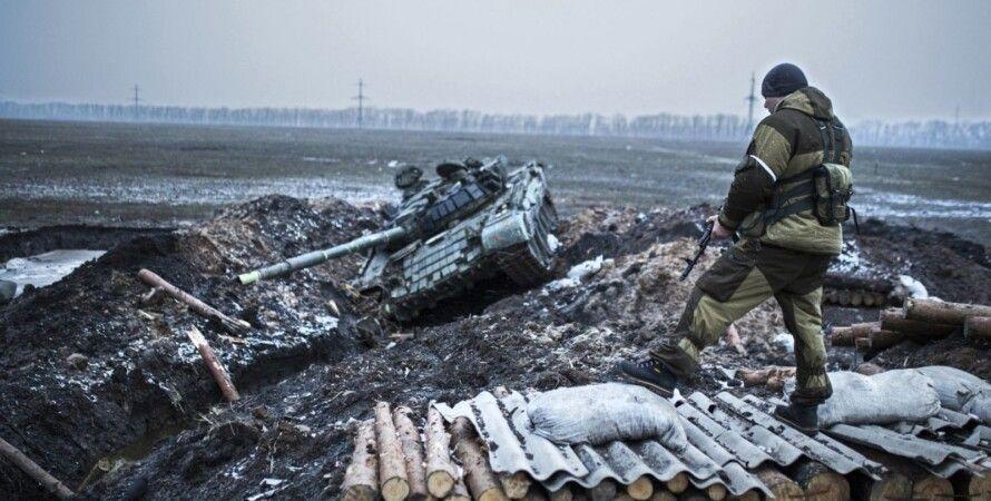 Боевики на Донбассе / Фото: echo24.cz