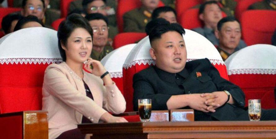 Ким Чен Ын , Ли Соль Чжу, КНДР