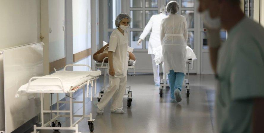 больница, врачи, госпитализация
