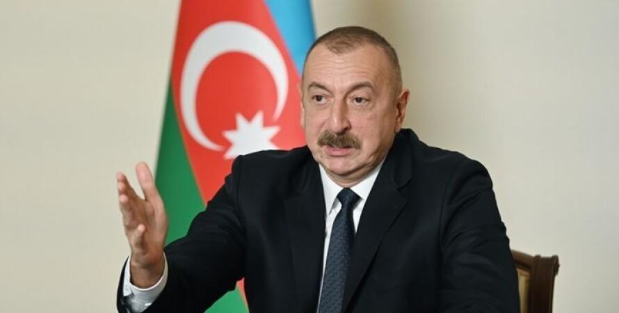 Нагорный Карабах, Алиев, армяне, исторические памятники, Азербайджан