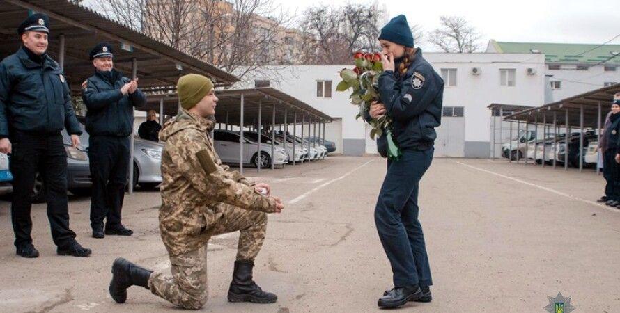 Фото: Патрульная полиция Одесской области