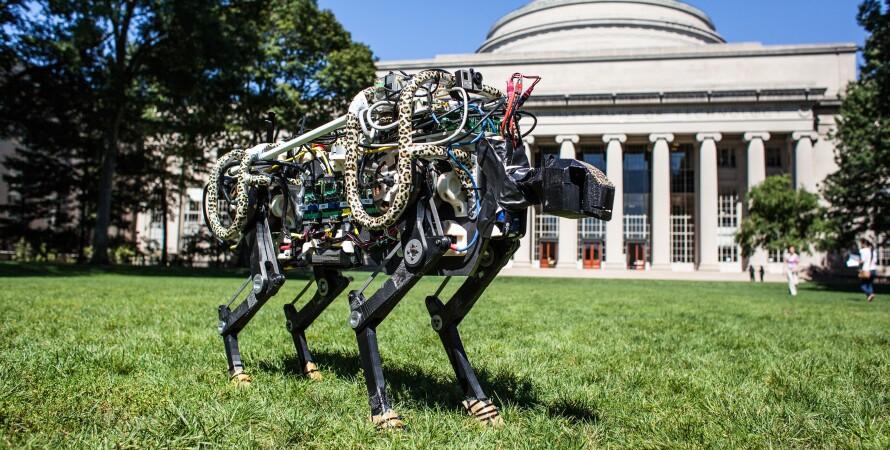 MIT, прорывные технологии, 2021, арт-объект, фото