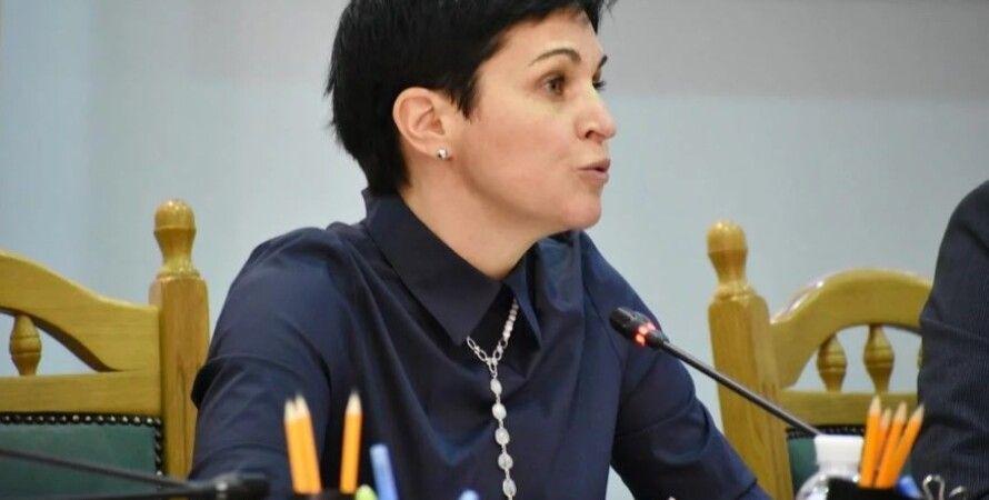 Глава ЦИК Татьяна Слипачук / Фото: 112.ua
