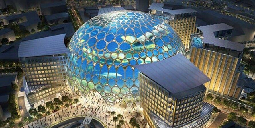 Фото: seredinaleta.com.ua / Экспо 2020 Дубай - это нужно увидеть!