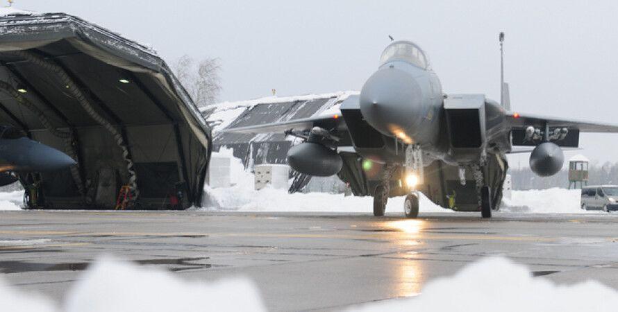 ВСУ, Воздушные силы, Обледенение, Непогода, Ангар, Аэродром, МИГ-29