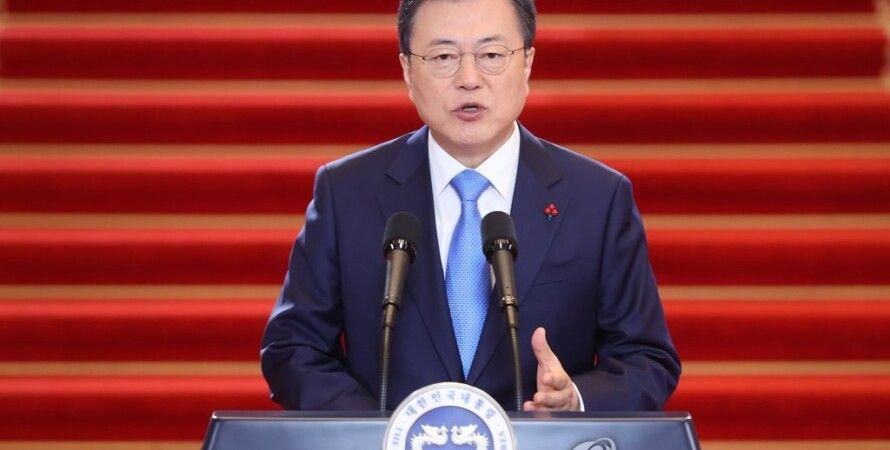Мун Чжэ Ин, Южная Корея, Бесплатная вакцинация, Коронавирус, Вакцина