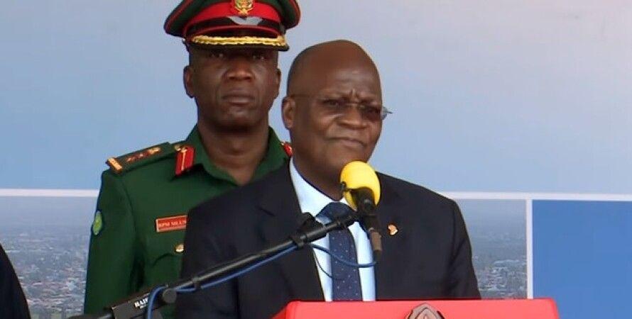 Джон Магуфули, президент, танзания, вакцина, пандемия коронавируса, COVID-19