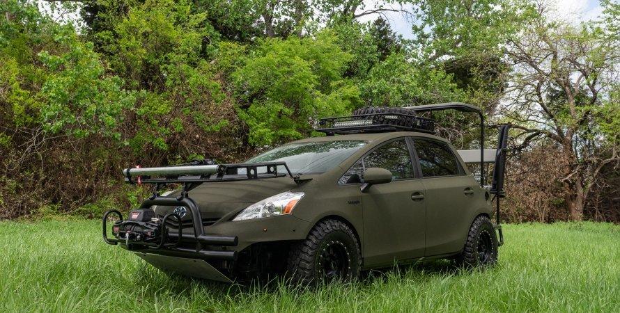 Toyota Prius Predator