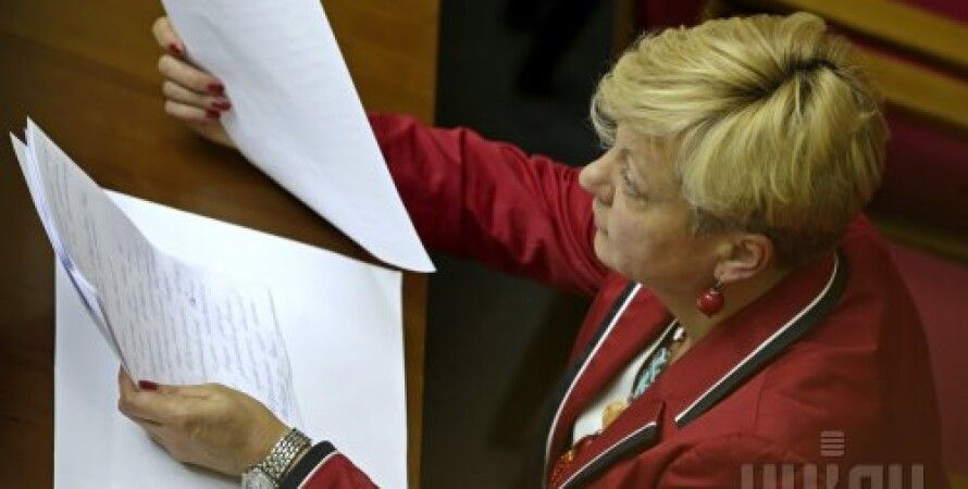Глава НБУ Валерия Гонтарева / Фото: УНИАН
