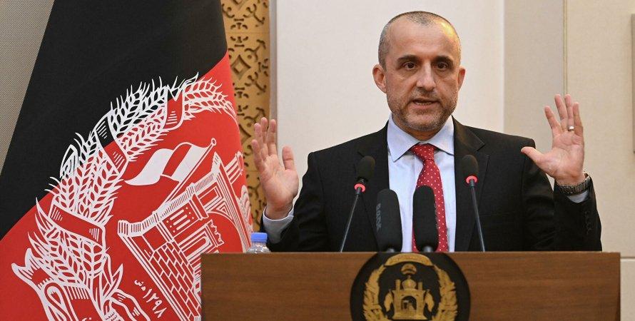 Амрулла Салех объявил себя главой Афганистана