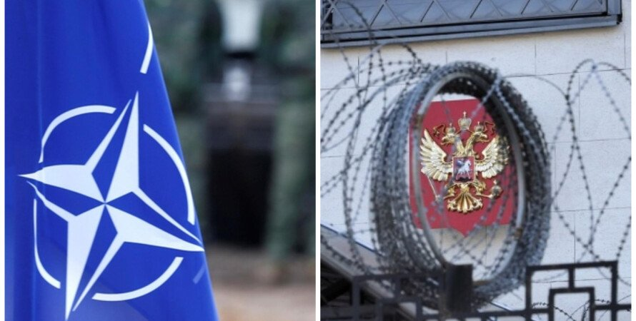 НАТО, США, Россия, РФ, санкции США против РФ