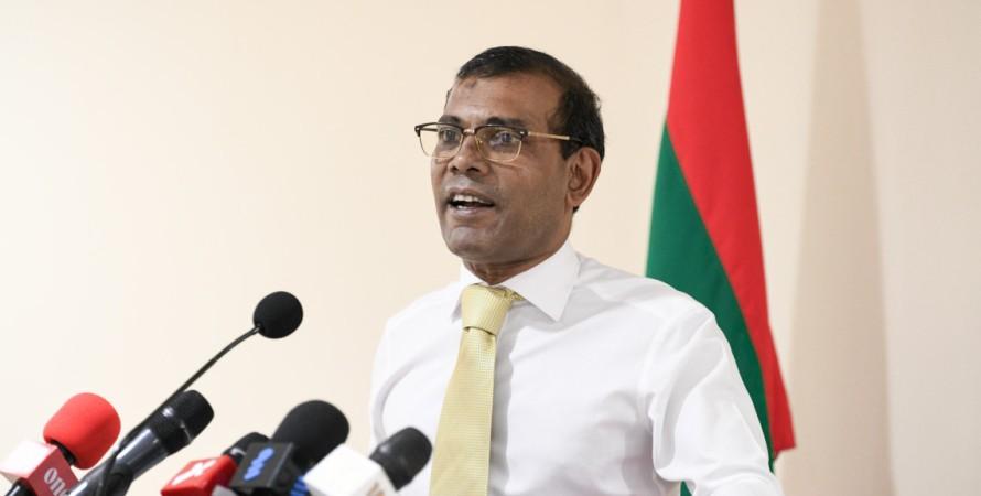 Мохамед Нашид, президент, екс-президент, спікер, Мальдіви