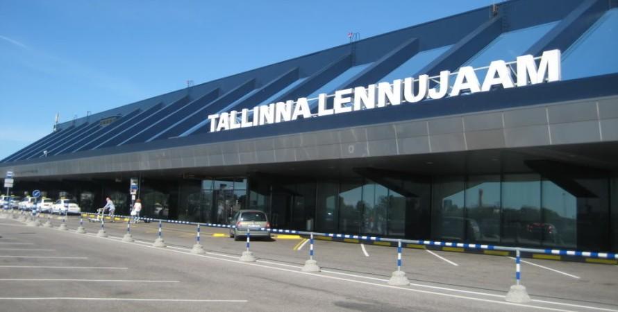 эстония, таллин, аэропорт, фото