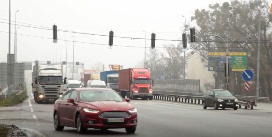 платная дорога, Украина, Кабмин