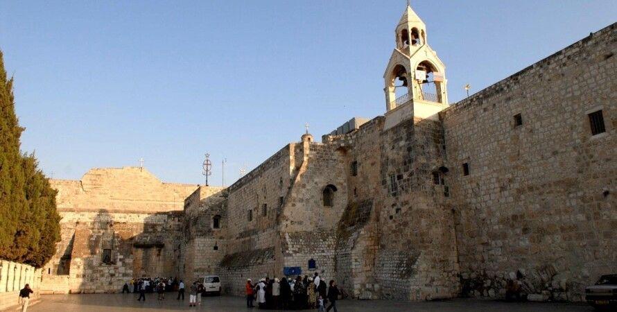 Храм Рождества Христова в Вифлееме / Фото: guide-israel.ru