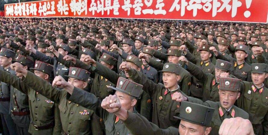 Военные КНДР / Фото: AFP