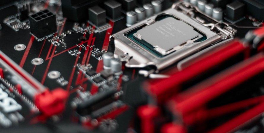 чип, процессор, микросхема