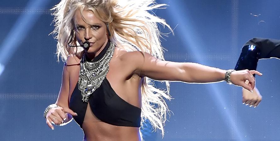 Бритни Спирс , концерт