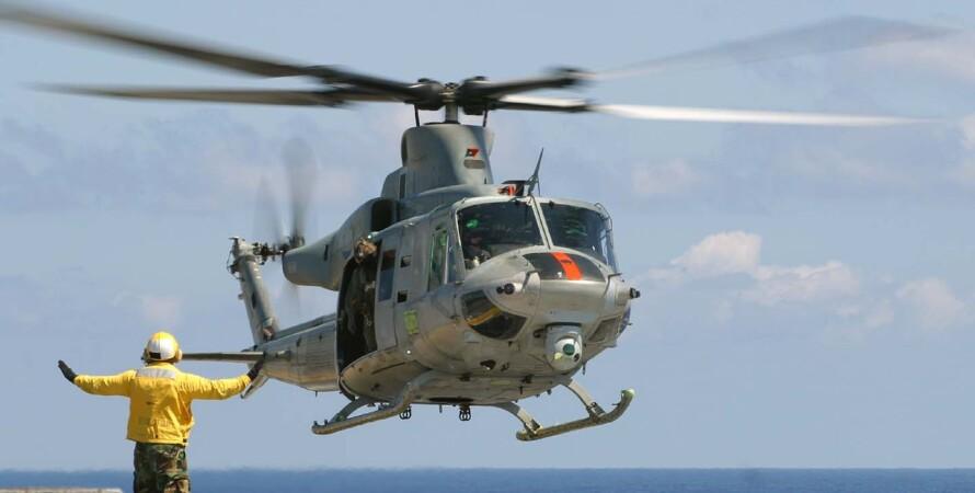 производство американских вертолетов в украине