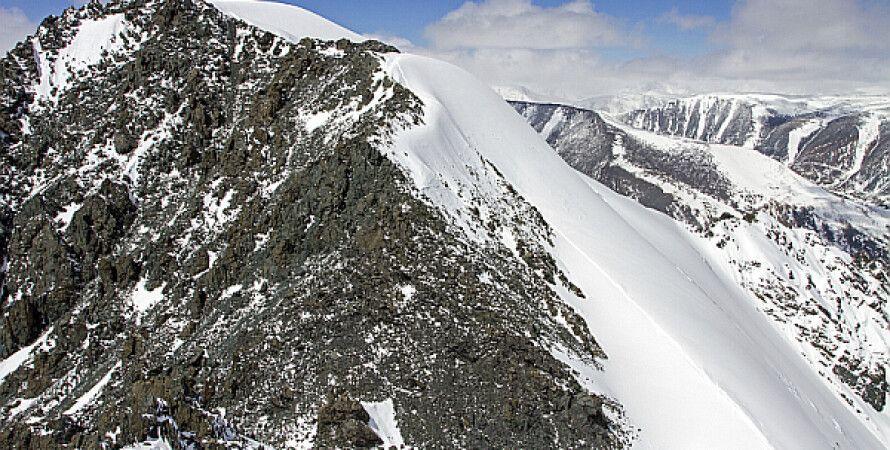 Гора Металлург/Фото: МЧС России по Республике Алтай