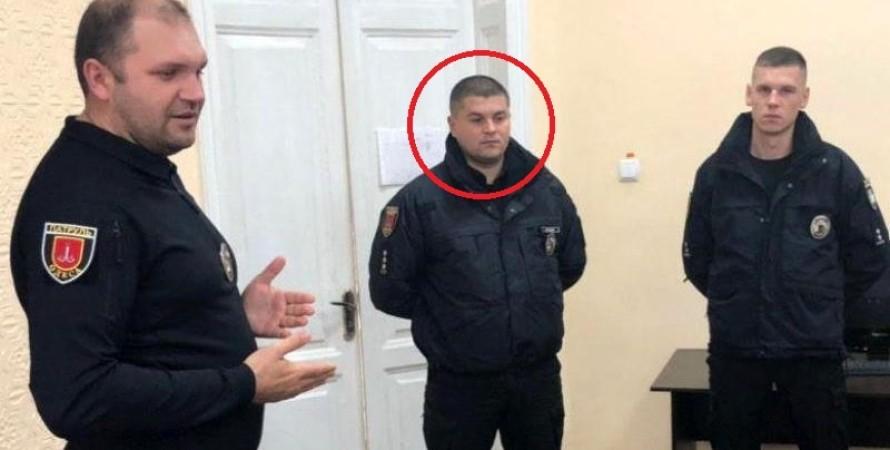 іван Митькин, поліцейський, измаил, фото