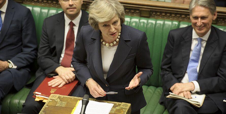 Тереза Мэй / Фото: flickr.com/photos/uk_parliament