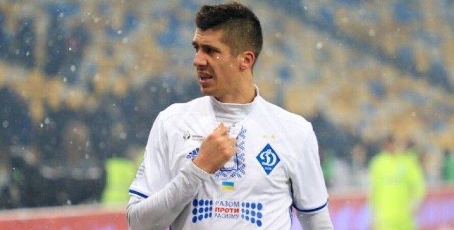Евгений Хачериди / Фото: dynamo.kiev.ua