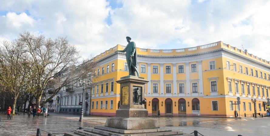Дюк де Рішельє, пам'ятник, нейросеть, оживити пам'ятники, Одеса, день пам'ятників