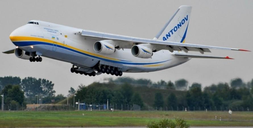 перевезення літаків до Сербії