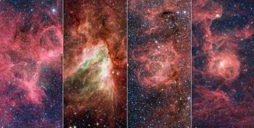 Млечный Путь, галактика, галактические рукава
