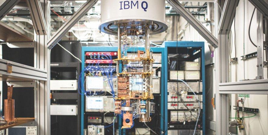 Квантовый компьютер, IBM