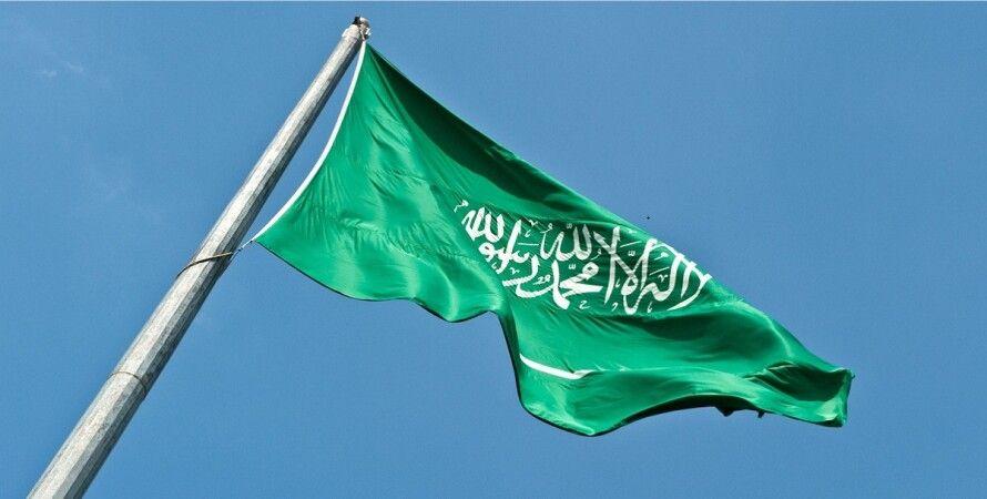 Флаг Саудовской Аравии / Фото: huffingtonpost.com