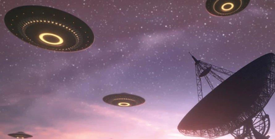 инопланетяне, внеземная жизнь