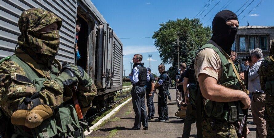 Террористы в Донецке / Фото: Getty Images