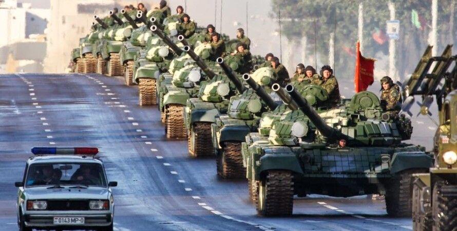 """Российские танки / Фото: """"РИА Новости"""""""