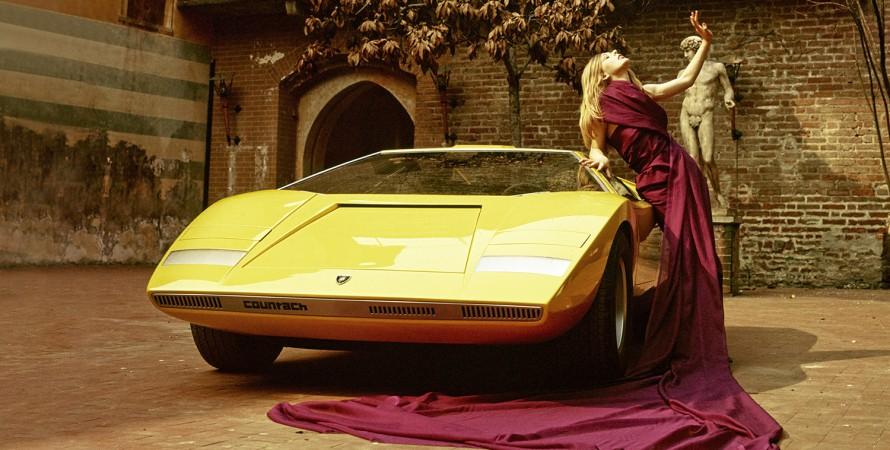 Прототип Lamborghini Countach LP500