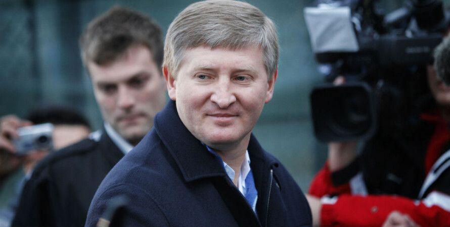 ринат ахметов - самый богатый человек в Украине