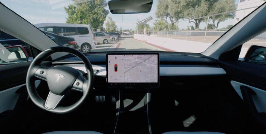 Tesla, Tesla Smart Summon, Tesla Model 3