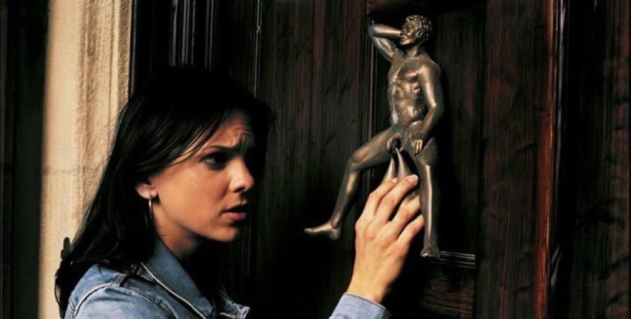 дуже страшне кіно, Анна Феріс